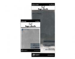 Ranger - Inkssentials Metal Foil Tape Sheets - Post Card Size 4.24inx5.5in (6 per pack)